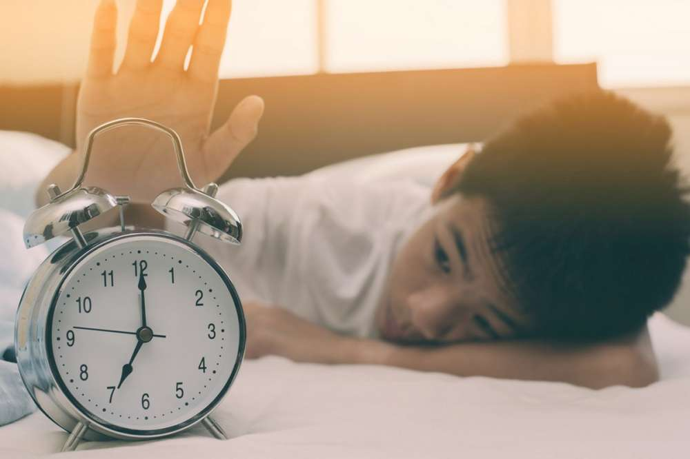 Solo La Mitad De Los Niños de EE. UU. Duermen Lo Suficiente.